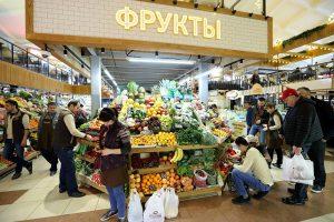 Популярные рынки Москвы